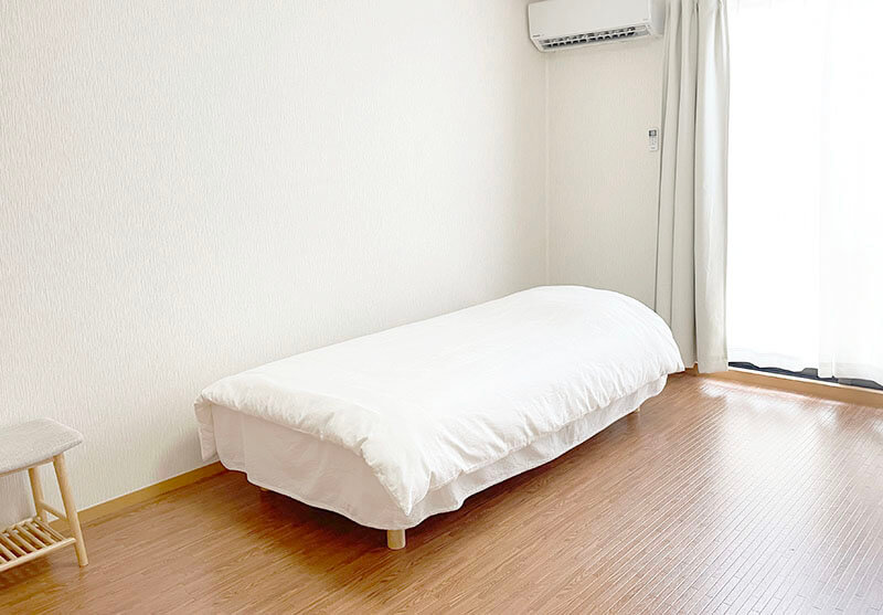 無印良品ベッド