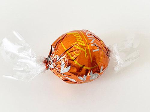 リンツリンドールオレンジ