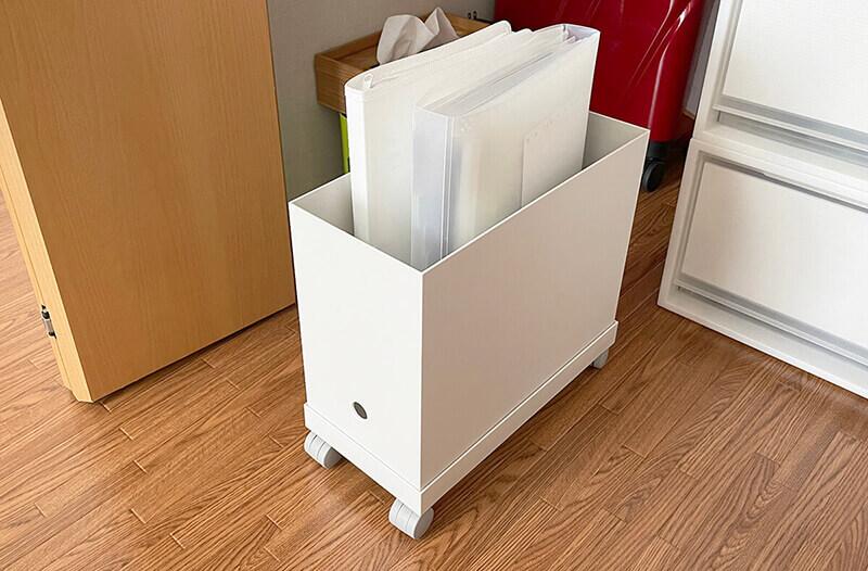 無印ファイルボックス