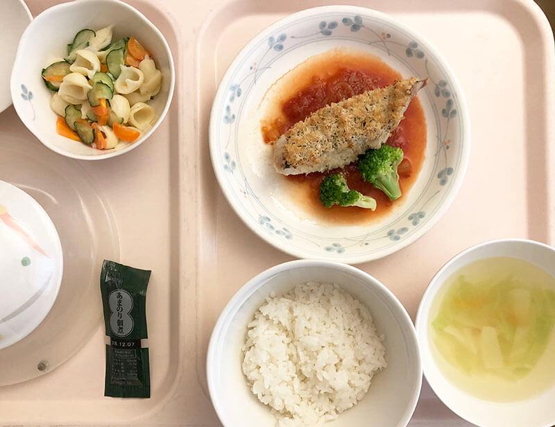 痔の入院食